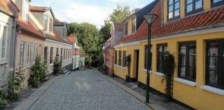 Odense – Dinamarca - Europa