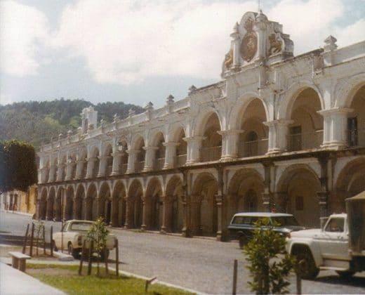 Palácio de los Capitanes Generales