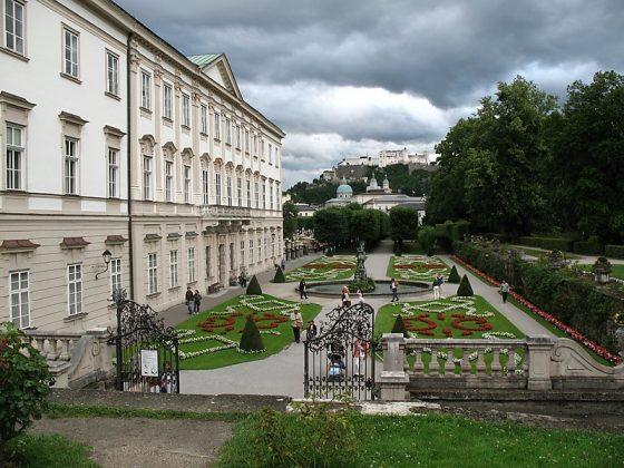 Palácio de Salzburgo