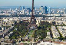 Torre Eiffel, Paris - França - Europa