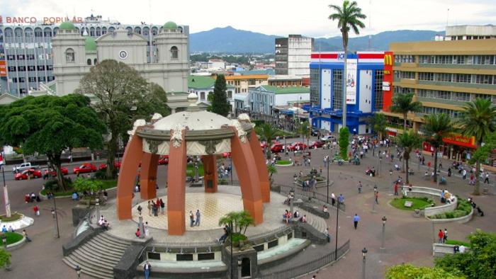Parque Central de São José