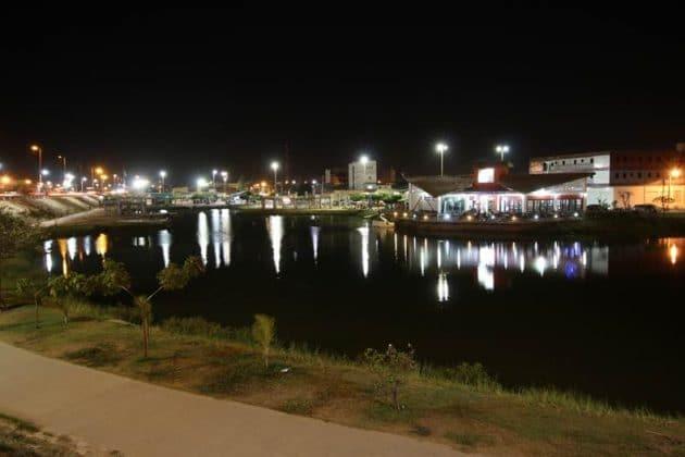 Parque da Lagoa do Calu em Juazeiro