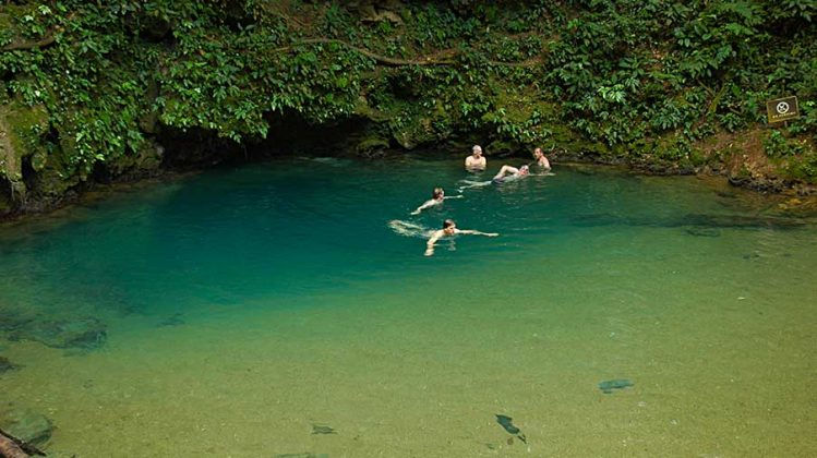 Parque do Blue Hole