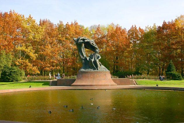 Parque Lazienkowski
