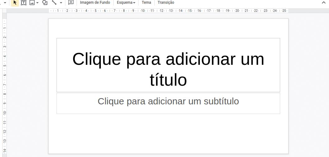slides default