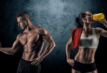 perder peso e ganhar massa muscular