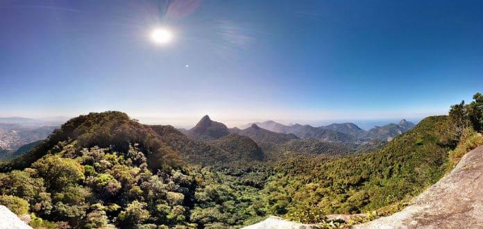 Pico da Tijuca e Bico do Papagaio