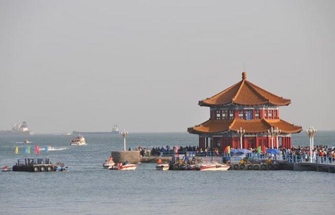 Pier de Qingdao