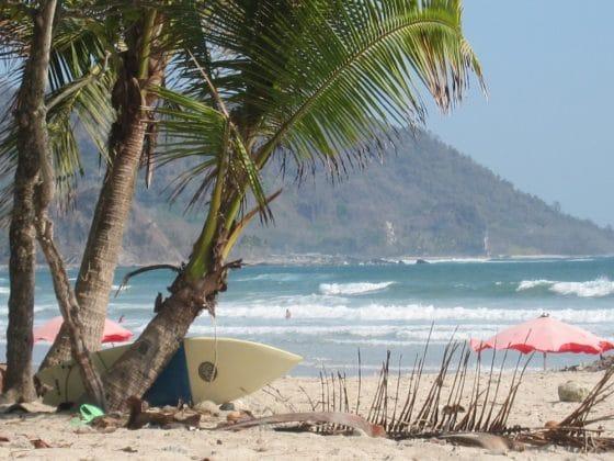 Playa Carmen de Santa Teresa