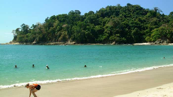 Playa Espadilla Norte