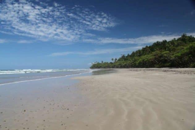 Playa Hermosa de Santa Teresa