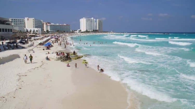 Playa Mool de Cancún