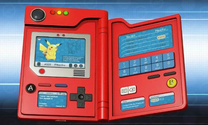 Pokédex - Pokémon GO