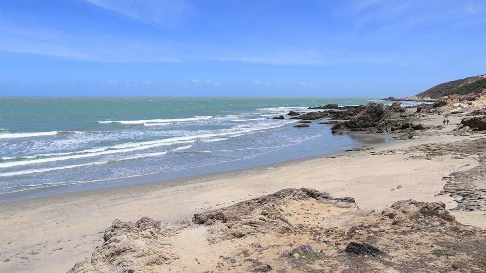Praia da Malhada, Jericoacoara
