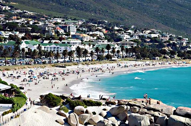 Praia de Camps Bay
