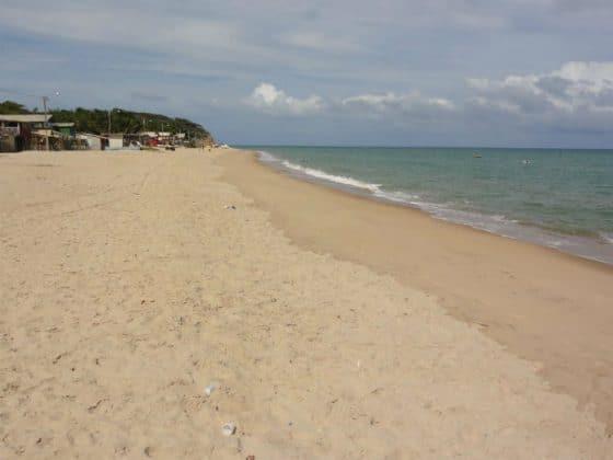 Praia de Jacarapé - João Pessoa-PB