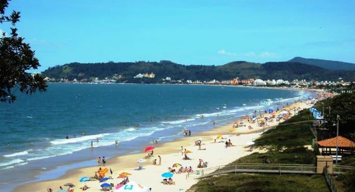 Praia de Jurerê - Florianópolis-SC