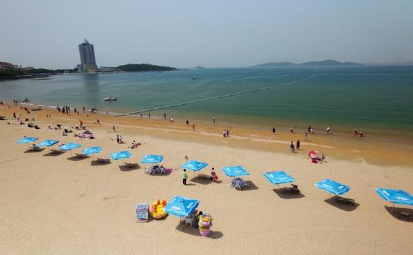 Praia de Qingdao
