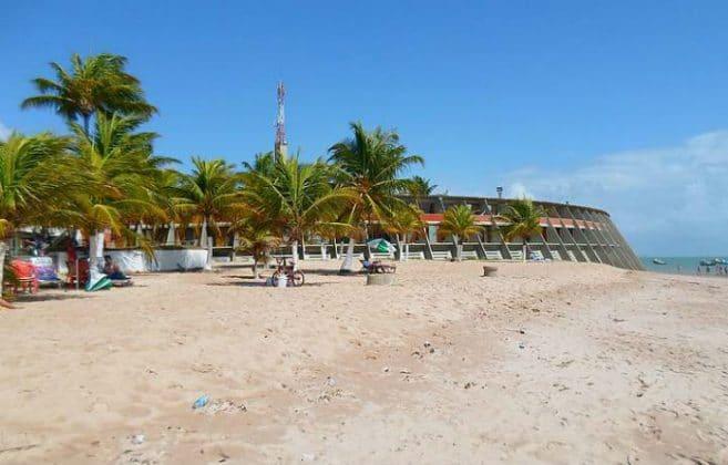 Praia de Tambaú - João Pessoa-PB