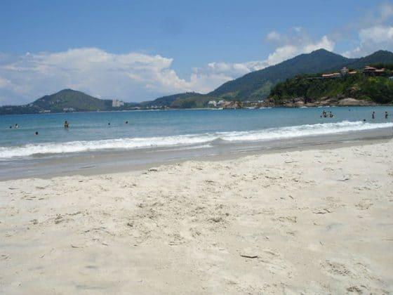 Praia de Tenório em Ubatuba