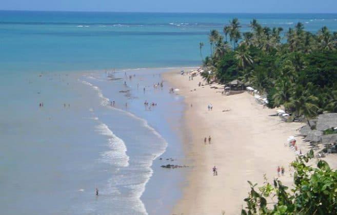 Praia do Cabo Branco - João Pessoa-PB