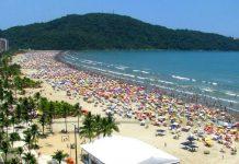 Praia Grande-SP - Brasil - Litoral de SP