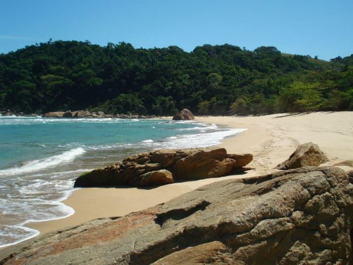 Praias em Paraty-RJ