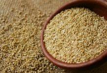 quinoa - proteína