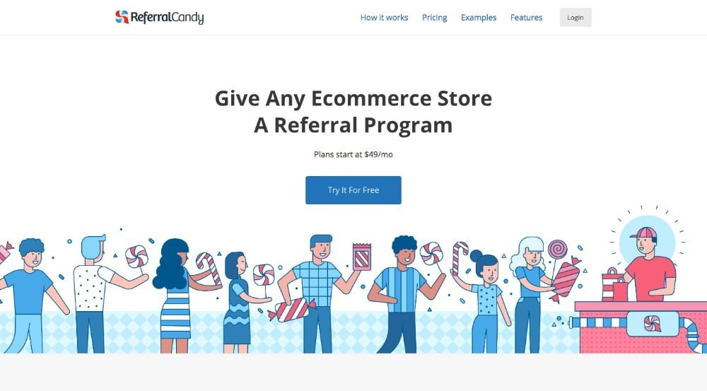 Referral Candy - marketing de afiliados