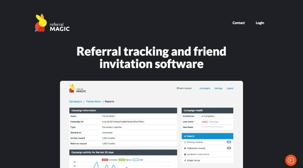 Referral Magic