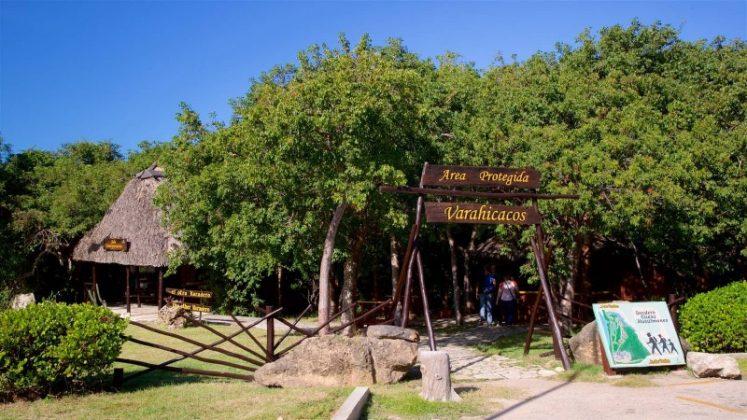 Reserva Ecológica Varahicacos