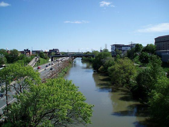 Rio Don em Toronto