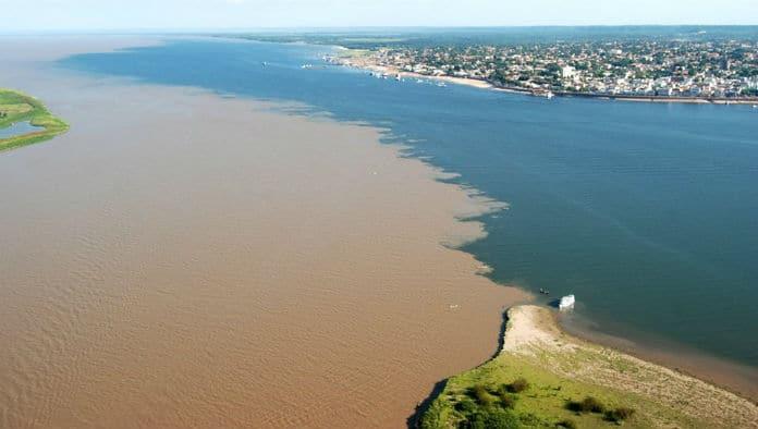 Rios Negros e Solimões - Manaus