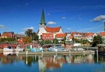 Roenne - Dinamarca - Europa