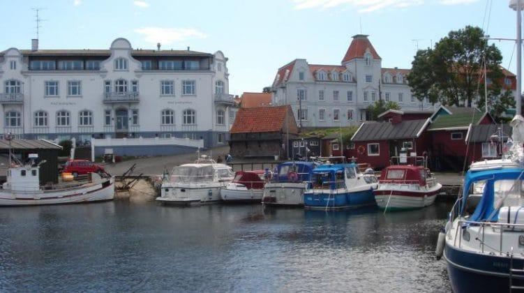 Sandvig Havn