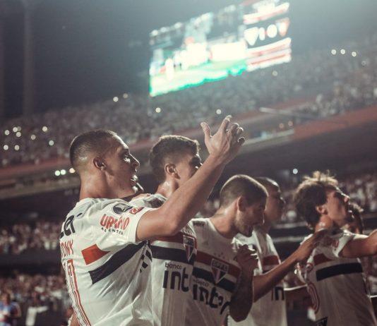 São Paulo vence a primeira na Libertadores contra a LDU