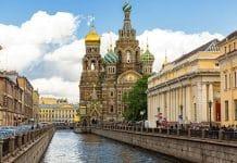 São Petersburgo – Rússia