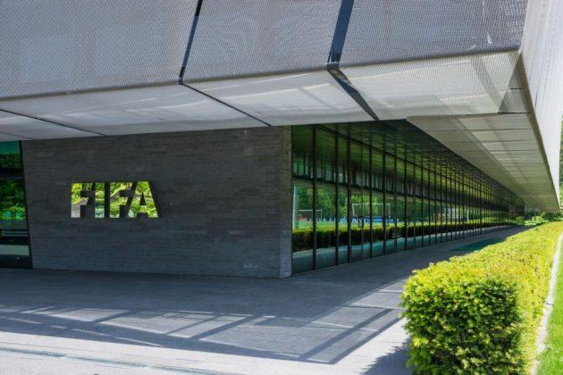 Sede da FIFA em Zurique