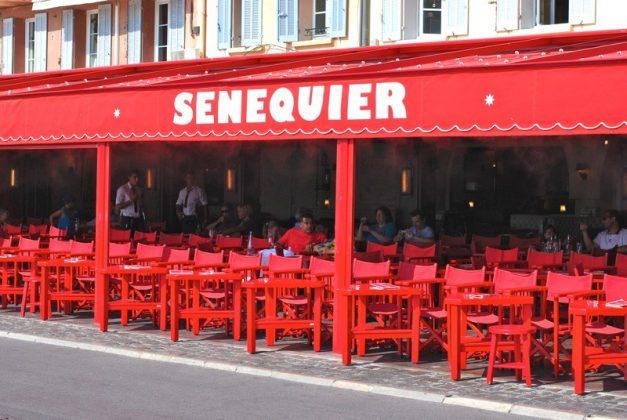 Senéquier em Saint-Tropez