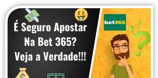 Será que o site da Bet365 é confiável