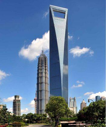 Shanghai World Financial Center Xangai
