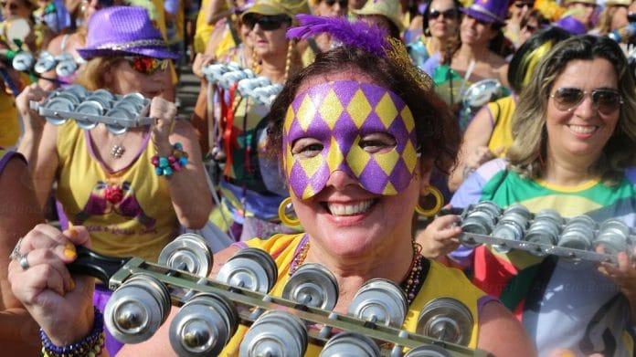 Simpatia é Quase Amor Blocos no Rio de Janeiro