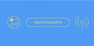 playlists no spotify add podcast