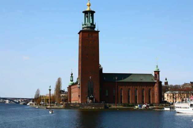 Stadshuset Prefeitura de Estocolmo