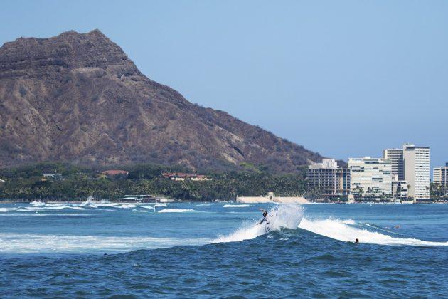 Surf em Honolulu