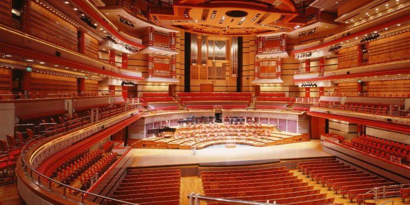 Symphony Hall de Birmingham
