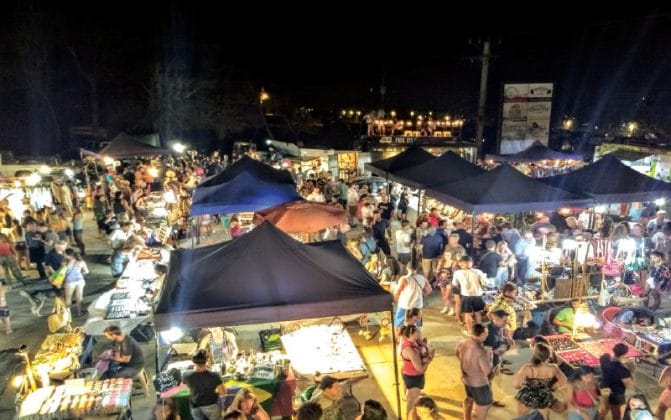 Tamarindo Night Market