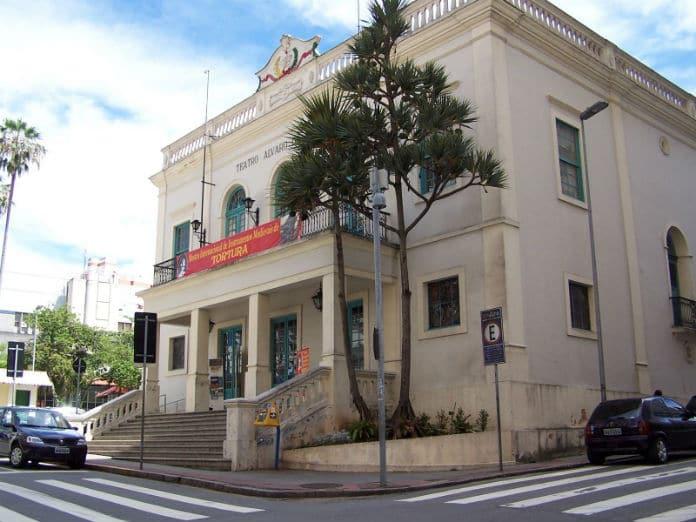Teatro Álvaro de Carvalho - Florianópolis-SC