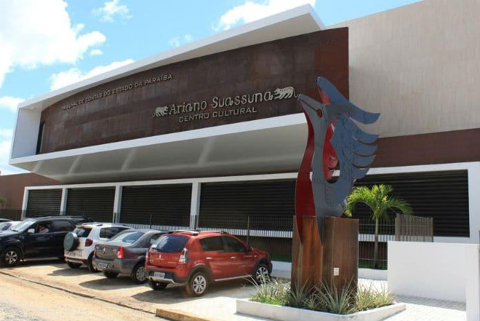 Teatro e Centro Cultura Teatro Ariano Suassuna - João Pessoa-PB