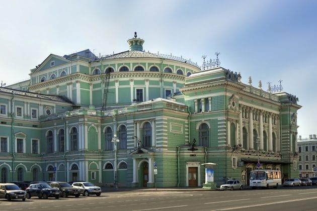 Teatro Mariinsky de São Petersburgo